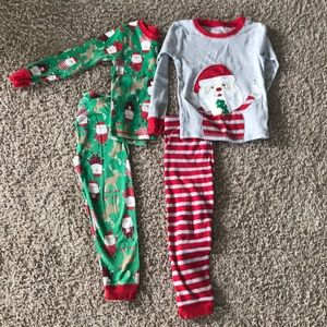 Other - Christmas Jammies—size 5T